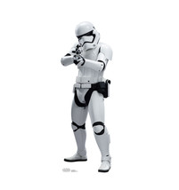 Stormtrooper Star Wars Force Awakens Cardboard Standup Standee Cutout 2032 - $39.95
