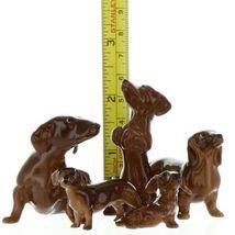 Hagen Renaker Pedigree Dog Dachshund Large Puppy Begging Ceramic Figurine image 12