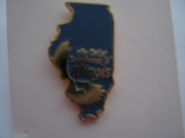 THE GREAT SOUTHWEST OF ILLINOIS PIN - £4.53 GBP