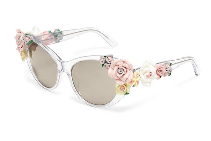 fb5a6e1250 Dolce and gabbana eyewear sunglasses woman flowers dolce and gabbana eyewear  sunglasses woman flowers dg4180 656