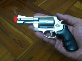 S&W M500 revolver, DISPLAY MODEL SCALE 1/2.5, Metal - $27.88