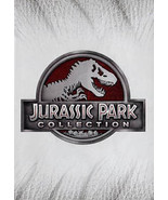 Jurassic Park Collection DVD 2015 6-Disc Set All 4 Movies With Jurassic World  - $27.50