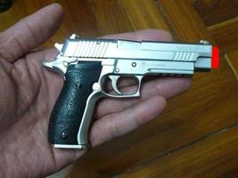 SIG P226 SMALL SIZE DISPLAY MODEL 1/2.05, Metal - $34.99