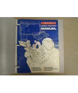 1983 Nmma Servizio Pratiche Manuale D-185 7th Edizione Barca 83 - $7.49