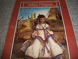 Indian Princess Crochet Dress Pattern - $5.00