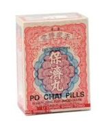 5 Boxes Po Chai Pills For Relief of Indigestion (5 x 10 vials) - $29.99