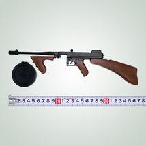 Thompson submachine gun, display model, scale 1/3 - $34.88