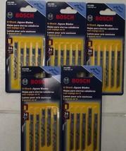 """Bosch U118G 2-3/4"""" 36TPI  HSS Universal Shank Jigsaw Blade 5 5-Packs - $9.90"""