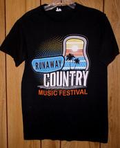Lynyrd Skynyrd Concert T Shirt Runaway Country Music Festival 2013 - $64.99