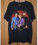 Reba McEntire Brooks Dunn Concert Tour T Shirt 2007 - $39.99
