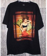 SHANIA TWAIN CONCERT TOUR T SHIRT VINTAGE 1998 - $64.99