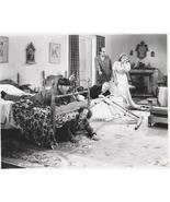 3 Stooges Bed Break Moe Larry Curly Vintage 8X10 BW TV Memorabilia Photo - $4.99