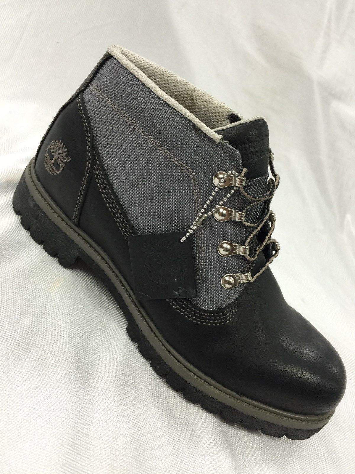 Men's Timberland Campsite Black Smooth Boot and 50 similar items. S l1600