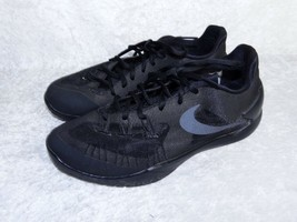 Nike Hyperchase 705363-003 size 10 Mens Basketball Sneakers Black Shoes - $67.50