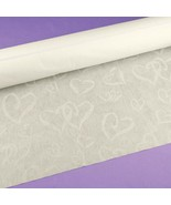 Ivory Linked At The Heart Aisle Runner - $51.95