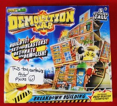 SmartLab Demolition Lab: Wrecking Ball Building Kit ages 8 up  - Used, C... - $24.26
