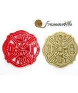 Firefighter Maltese Cross Cookie Cutter - $9.90
