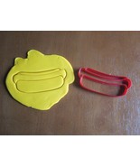 Hotdog in a Bun Cookie Cutter - $5.85