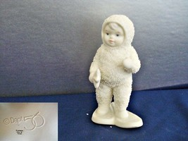 Snowbabies A Special Delivery Christmas Figurine - $11.97