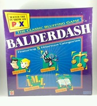 BALDERDASH 2003 Mattel Board Game SEALED NEW - $20.56