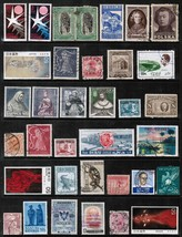 WORLDWIDE---Collection of USED & UNUSED  DL-149 - $0.98