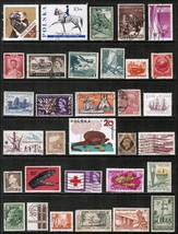 WORLDWIDE---Collection of USED & UNUSED  DL-160 - $1.49