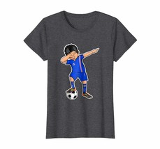 New Shirts - Dabbing Soccer Boy Iceland Jersey T Shirt Football Fan Wowen - $19.95+
