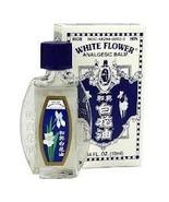 2 Bottles Hoe Hin White Flower Embrocation Oil (2 x 20ml) - $29.99