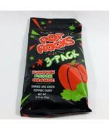 Pop Rocks Orange Halloween Pumpkin Patch 3 Pack Best by 6 2019 - $4.99