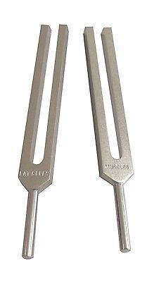 Cellulite Weight & Fat Reduction Tuning Forks with Mallet
