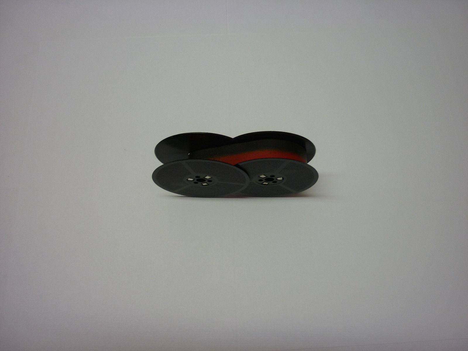 Sears Cutlass Typewriter Ribbon Black and Red Twin Spool