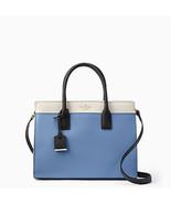Cameron street candace satchel blue 12 thumbtall
