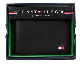 Tommy Hilfiger Men's Premium Leather Credit Card ID Wallet Passcase 31TL22X046 image 5