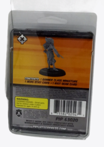 Riot Quest Scythe Arena Miniatures Gunner Class Hero Expansion PIP 63020 NEW - $19.79