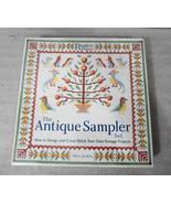 Readers Digest Antique Sampler Set Cross Stitch Alison Jenkins NEW - $24.99