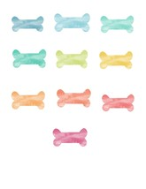 Doggy Bone 4-Digital Download-ClipArt-Art Clip - $6.00