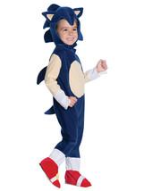 Rubie's Baby Boys' Sonic Romper Costume, Multi, 1-2 Years - $53.12