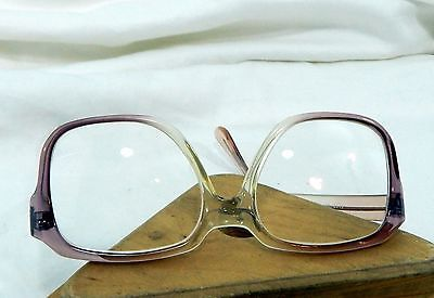 Glasses Frame Hong Kong : Vintage ELAN 905 Eyeglasses Purple Gradient Frames Made ...