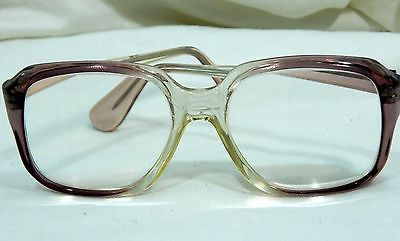 Vintage ELAN 905 Eyeglasses Purple Gradient Frames Made ...