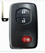 TOYOTA PRIUS HYQ14ACX Factory OEM SMART KEY FOB Keyless Entry Remote Alarm - $107.86