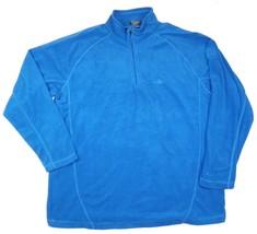 Men's 1/2 Zip Micro Fleece Pullover Shirt Trespass Airtrap AT100