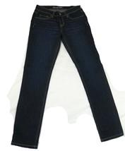 Women's Bayla Skinny Jeans Aeropostale Core Dark Wash