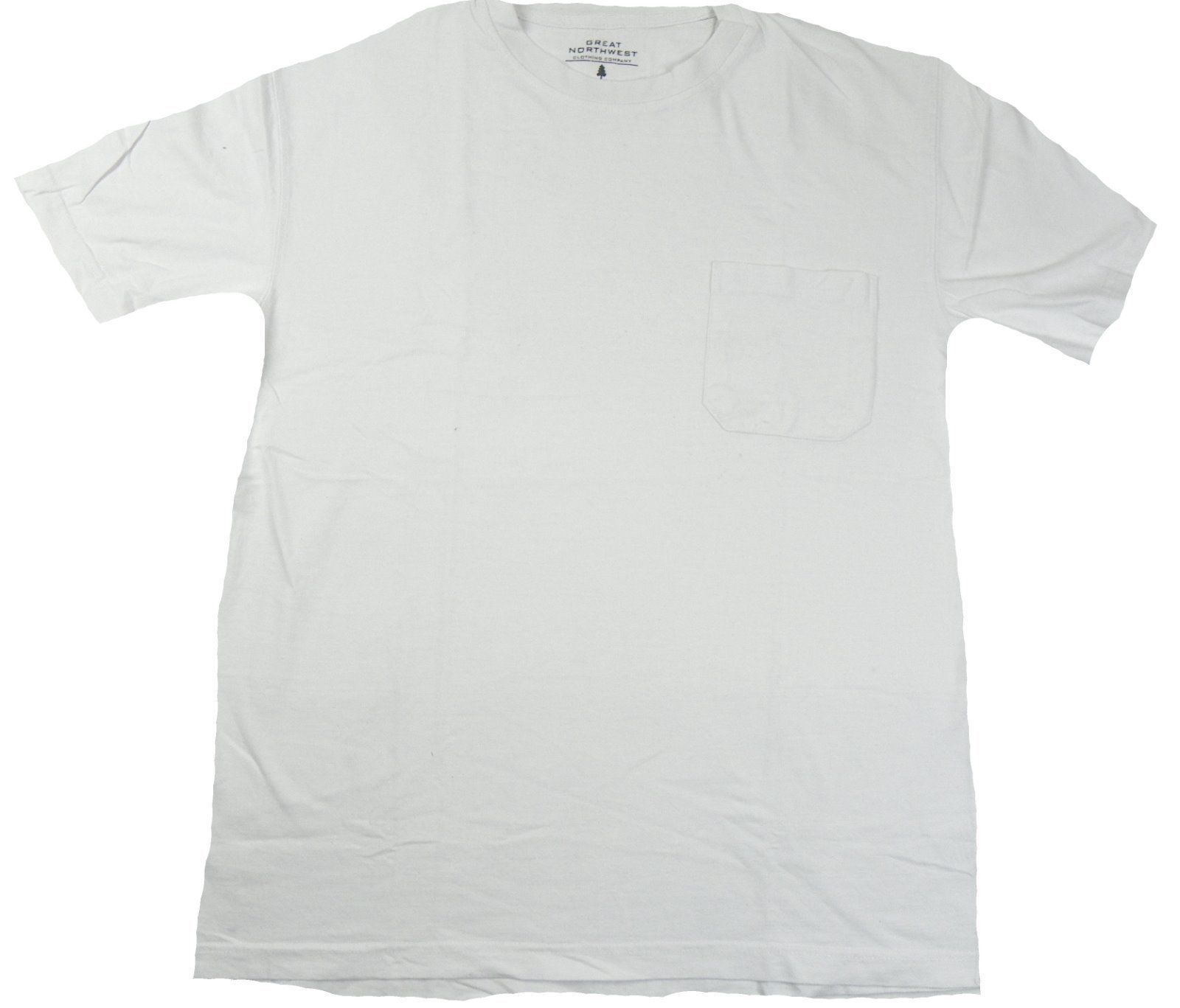Men's Pocket Tee Great Northwest Clothing Company Shirt