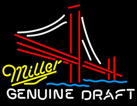 Miller Genuine Draft MGD Golden Gate Bridge - $699.00