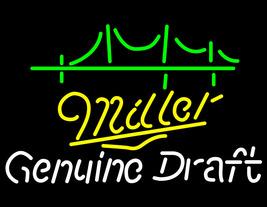 Miller Genuine Draft MGD Chicago Bulls Neon Sign - $699.00