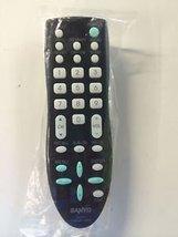 ORIGINAL SANYO REMOTE CONTROL GXFA 1-800-877-5032 - $14.69