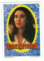 Jennifer Connelly trading card The Rocketeer Sticker #4 Jenny Blake - $4.00