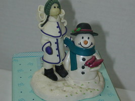 1999 Einklings Papel Giftware Tis the Season to Spread Love Figurine - $20.79