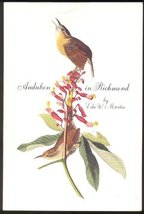 Audubon in Richmond [Jan 01, 1980] Martin, Eda W - $5.93