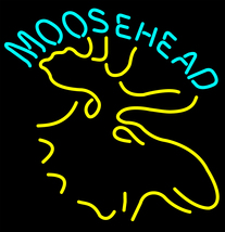 Moosehead Neon Sign - $699.00